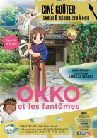 Ciné-Goûter Okko et les fantômes