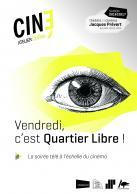 affiche Quartier Libre - Aulnay-sous-Bois
