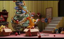 La bûche de Noël